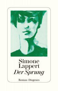 Buchcover Der Sprung von Simone Lappert